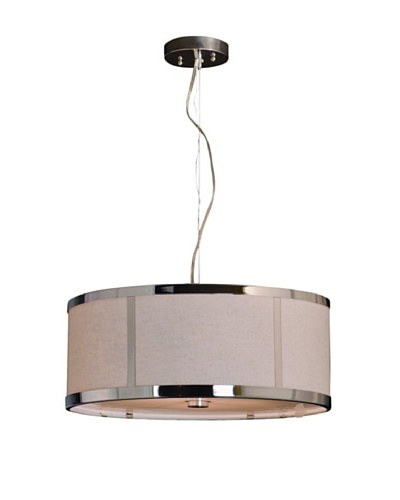 Trend Lighting 3-Light Butler Large Pendant