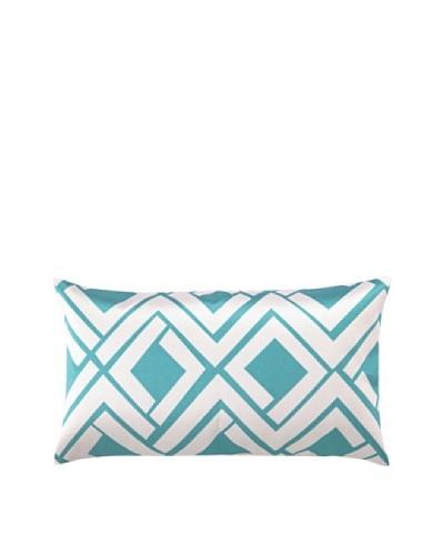 Trina Turk Avenida Maze Embroidered Pillow