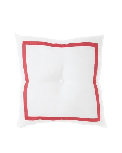 Trina Turk Coachella #1 Pillow, Blush, 18 x 18