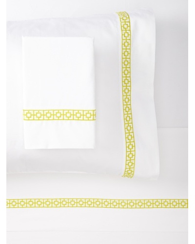 Trina Turk Palm Spring Sheet Set [Yellow]
