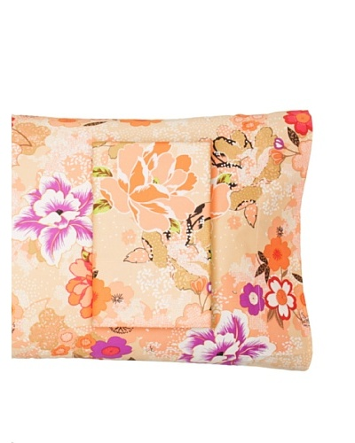 Twinkle Living Pair of Shanghai Pillowcases, Apricot, Standard