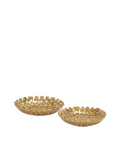 UMA Set of 2 Ceramic Plates