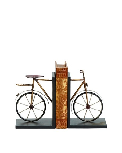 UMA Metal Bicycle Bookends