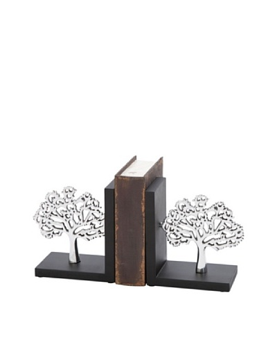 UMA Metal Tree BookendsAs You See