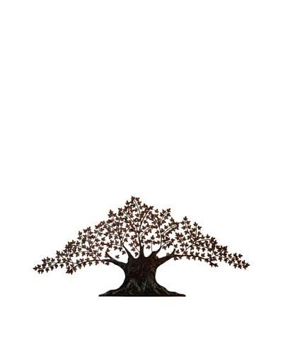 Metal Wall Tree Décor II
