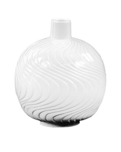 Porcelain Vase, White