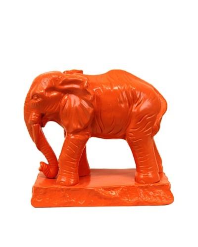 Urban Trends Ceramic Elephant