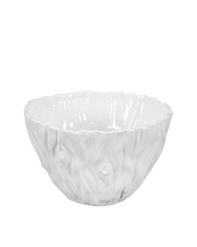 Ceramic Bowl, White