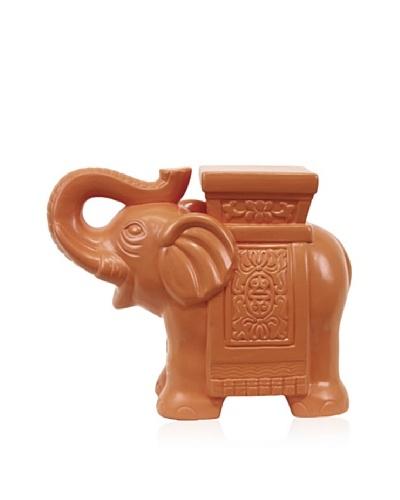 Urban Trends Collection Ceramic Elephant