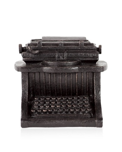 Urban Trends Collection Retro Typewriter