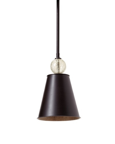 Uttermost Melazzo Single Light Mini Pendant [Bronze]
