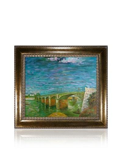 Van Gogh: The Seine Bridge at Asnieres