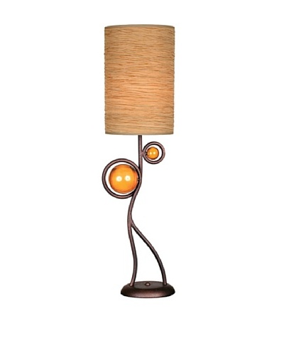 Van Teal Lighting Maxim, Honey Brown