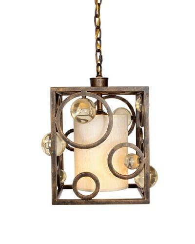 Van Teal Lighting Wheels of Time, Golden Ochre