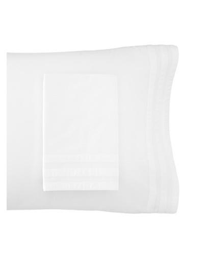 Vera Wang Sculpted Pillowcases