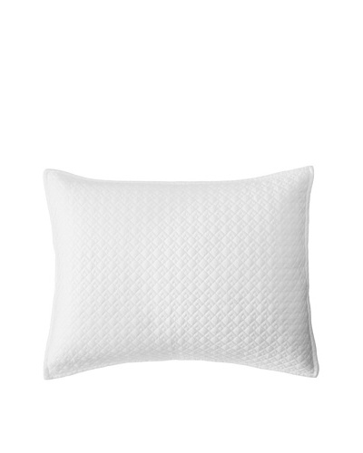 Vera Wang Double Diamond Sham