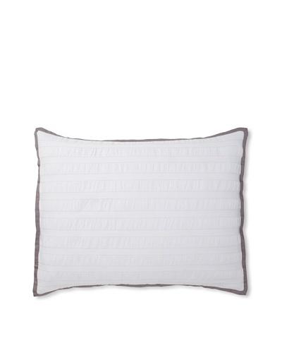 Vera Wang Dusk Pillow Sham, Lavender, Standard