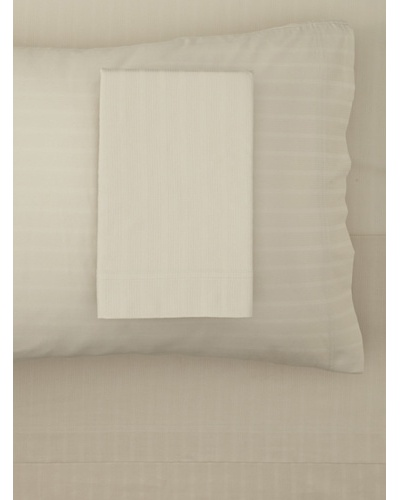 Vera Wang Shadow Stripe Sheet Set [Citrine]