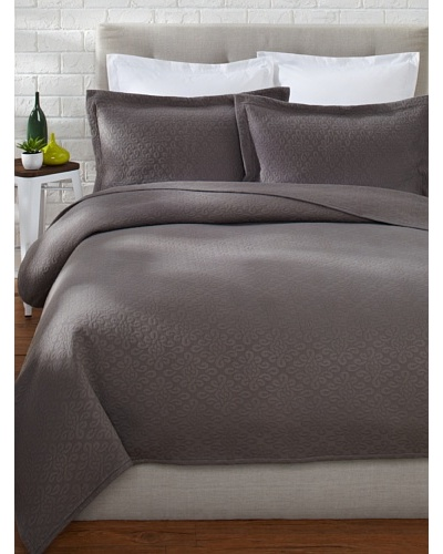 Vera Wang Love Knots Matelasse Coverlet Set