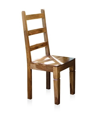 Verde Collection Solano Side Chair, Natural