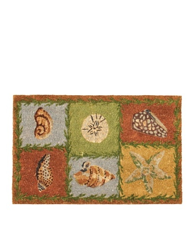 Verdy Collection Just Beachy Doormat