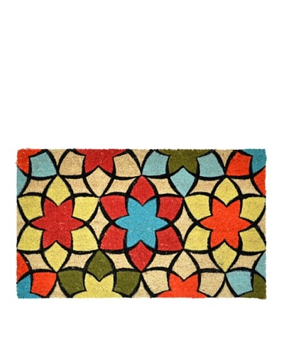 Verde Collection Zara Multi Doormat