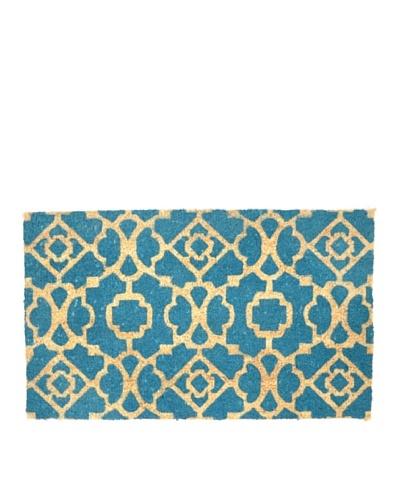 Verde Collection Annie Teal Doormat