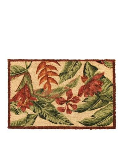 Verde Collection Tropicana Doormat