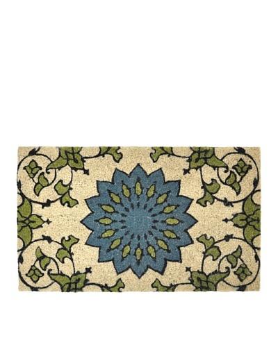 """Verde Collection """"Bailee Blue""""  Doormat"""