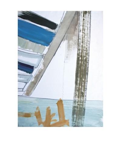 Veronica Bruce Jump In Framed Art