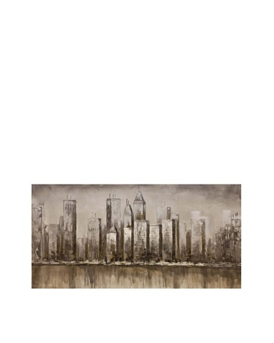 Vertuu Design Skyline Canvas Artwork