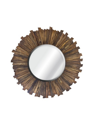 Vertuu Design Bound to Nature I Beveled Mirror