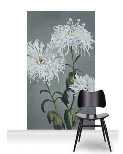 Victoria and Albert Museum Chrysanthemum Standard Mural [Accent]