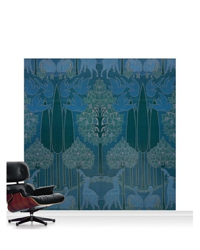 Victoria and Albert Museum Design II Mural, Standard, 8' x 8'
