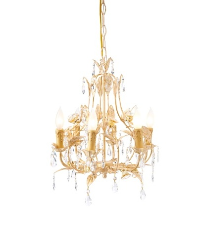 Gold Coast Lighting Roman 6-Light Chandelier