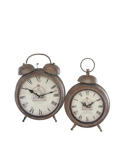Set of 2 Kent Clocks
