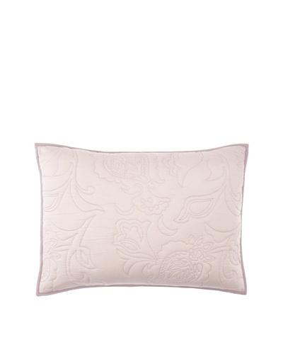 Villa Home Cassia Pillow Sham, Plum, Standard