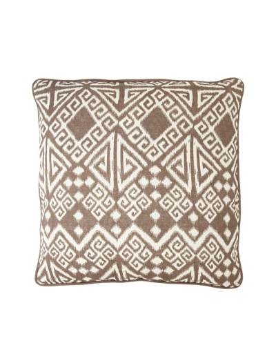 Villa Home Global Bazzar Tangier Pillow, Brown