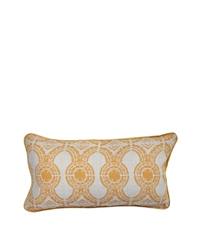 Villa Home Portico Pillow, Gold