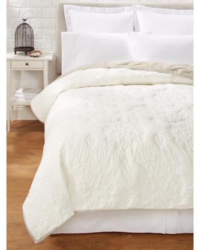 Villa Home Marcus Quilt [Cream]