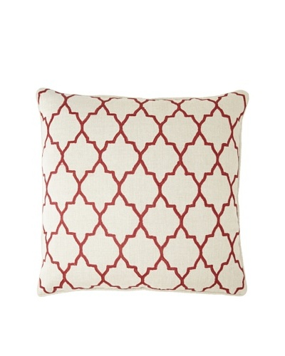 Villa Home Idomatic Jali Pillow