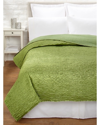Villa Home Emerson Quilt [Green]