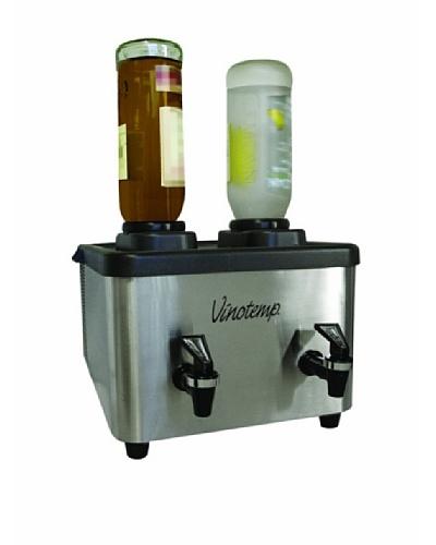 Vinotemp 2-Bottle Shot Chiller & Dispenser