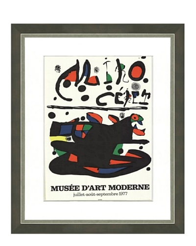 Joan Miró: Ceret, 1977