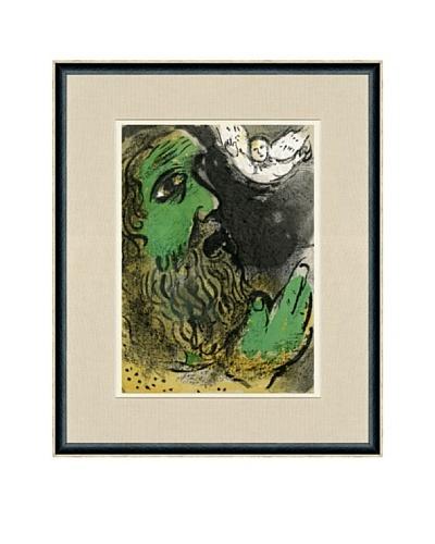 Marc Chagall: Job En Prieres