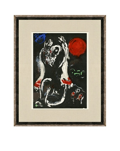 Marc Chagall: Isaie