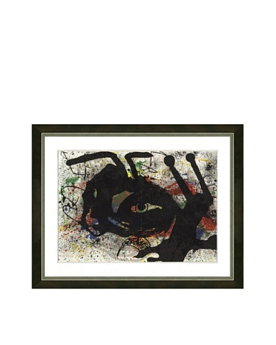 Joan Miro Sobreteixims 3 Original Lithograph, 1973