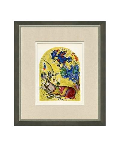 Marc Chagall: Naphtali, 1962