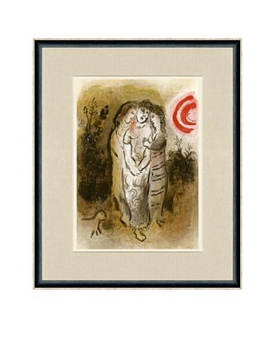 Marc Chagall: Noemi Et Ses Belles Filles
