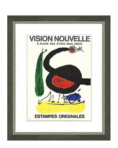 Joan Miró: Vision Nouvelle, 1971